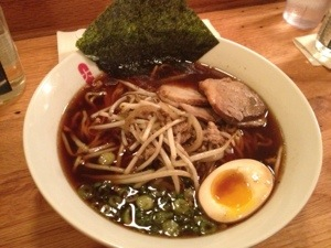 Daikaya: now serving ramen
