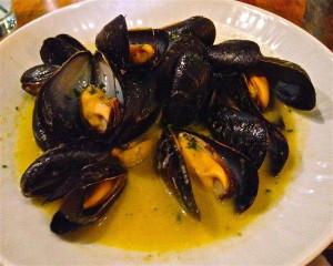 """Mussels """"Belgian"""""""
