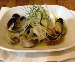 "Clams ""Azur"""